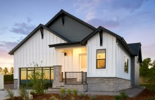 The new Lumen home by Brookfield Residential of Colorado