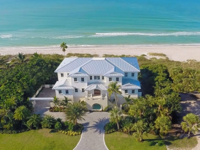 Coldwell Banker Residential Real Estate's Gabe & Charles Buky Sell Longboat Mansion for $7 Million