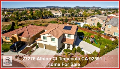 Homes for Sale in Temecula CA