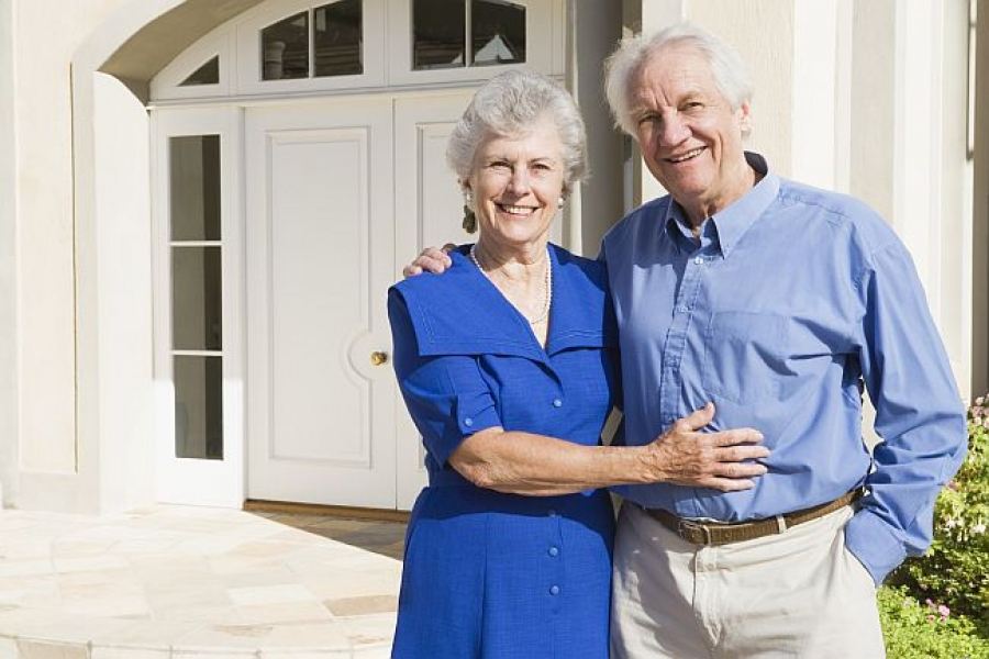 Buy A Home With A Reverse Mortgage