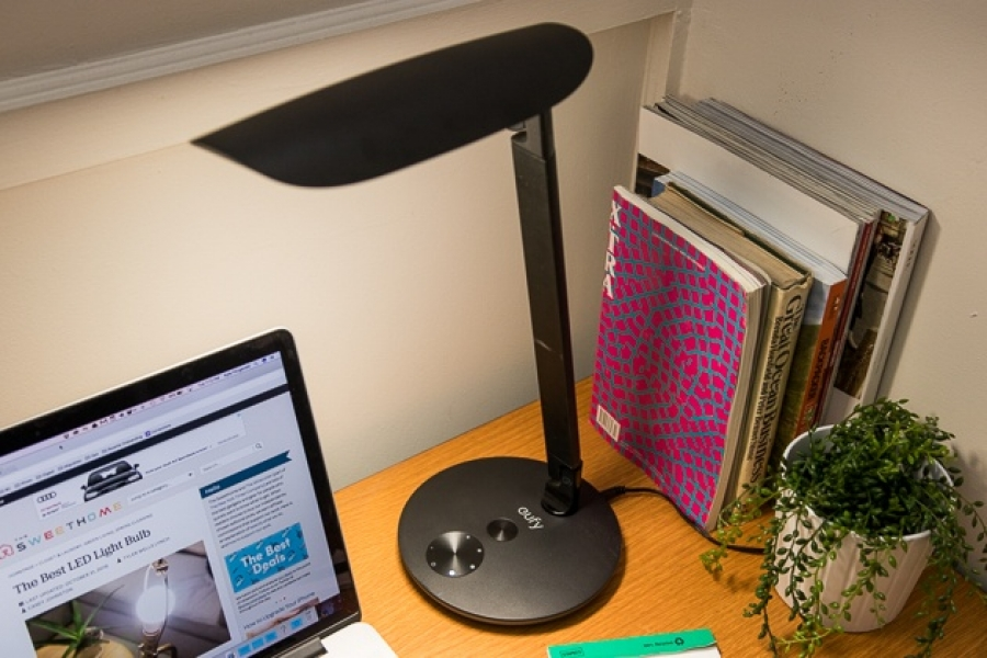 Illuminate your workspace with ActiVita desk lamps