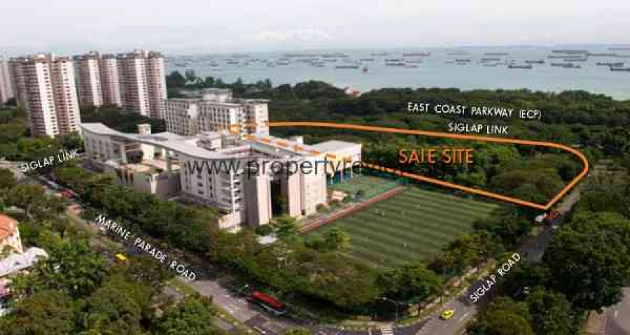 New Residential Development @ Siglap Road