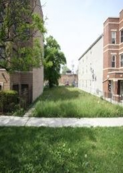 REASONABLY PRICED LAND FOR SALE ! 3816 West Maypole Avenue, CHICAGO, Illinois