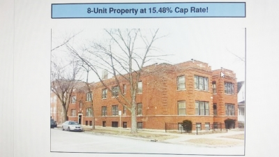 TWO FLOOR BRICK BUILDING FOR SALE ! 7354 S. DANTE ST YOU CAN NOT MISS OUT THIS GREAT  OPPORTUNITY.