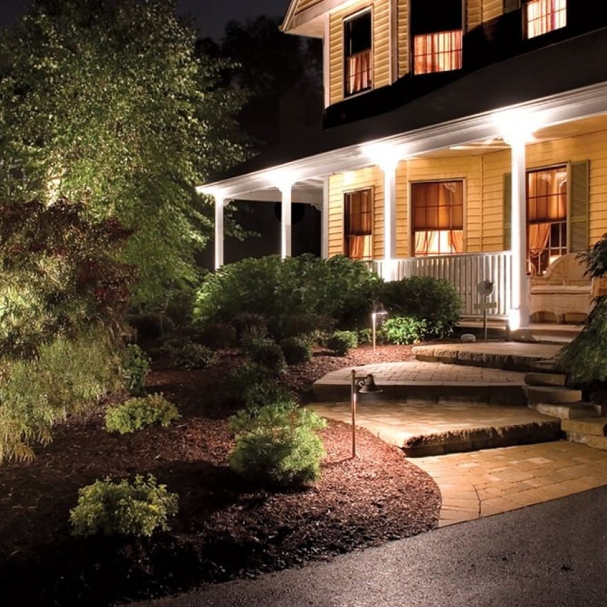 Creative Ways to Light Up Your Landscaping