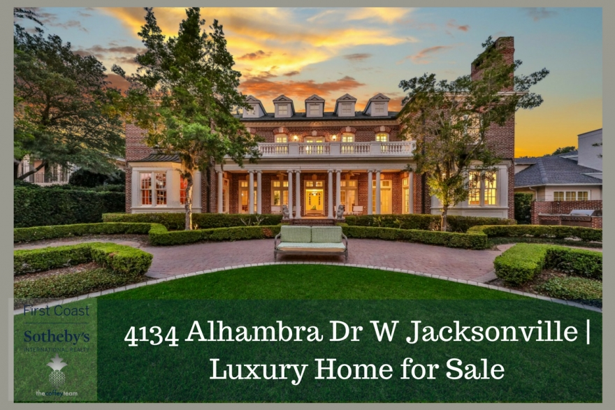 Jacksonville Luxury Home- This Jacksonville luxury home is the dream property you have been looking for.