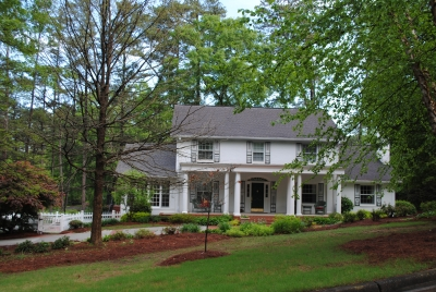 Southern Colonial Charm