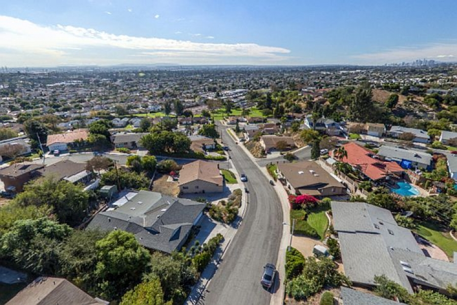 Drones Make An Impression With A Birds Eye View Of The Neighborhood