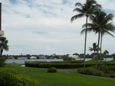 Intracoastal front condo with views for sale