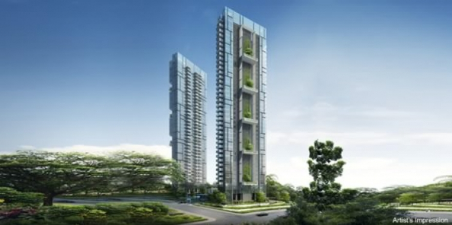 8 Saint Thomas Singapore New Launch Freehold Condo - For Sale