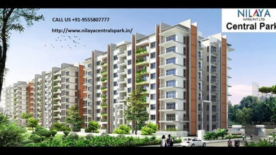 Nilaya Central Park wonderful project by Nilaya Infra