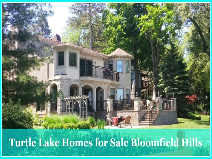 Turtle Lake Homes for Sale Bloomfield Hills