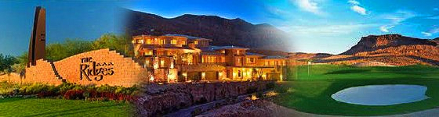 Different Types of Homes for Sale in the Ridges Las Vegas
