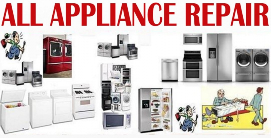 ALL APPLIANCE REPAIR AND SERVICES