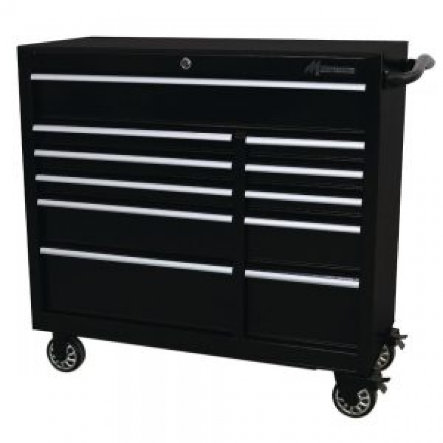 Keep your tools and spares safely by using Husky tool chest forever