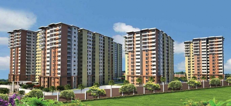Pacifica Hillcrest: an outstanding residential development that has beautiful life in Gachibowli Hyderabad