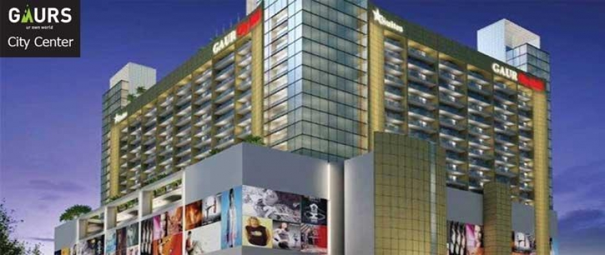 Gaur City Center | Gaur Sadar Bazaar – Best Mall in Noida Extension