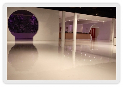 Powered by the People offers reliable and professional Epoxy Flooring Contractors.