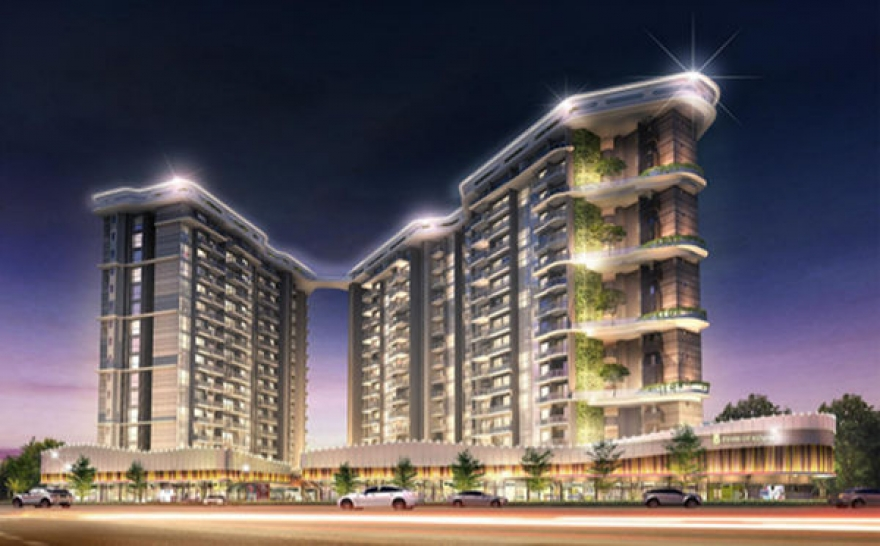 Stars of Kovan - Created by Asset Legent (Cheung Kong Limited) New Apartments