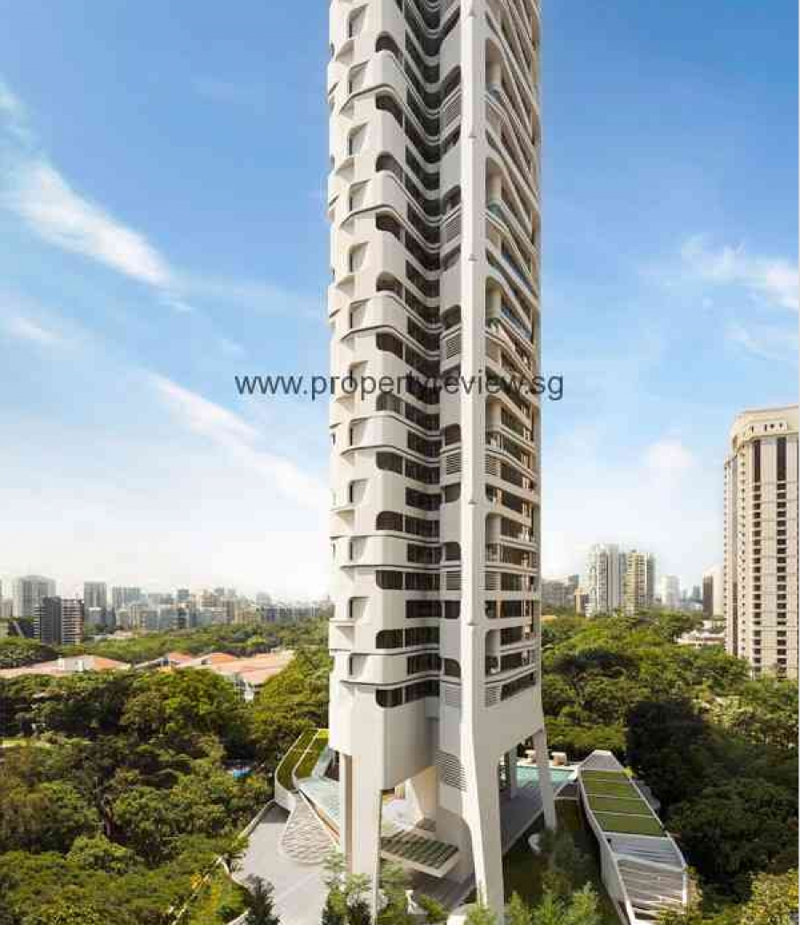 Ardmore Residence High-Rise Luxurious Condominium in District 10