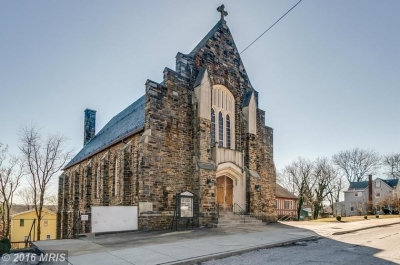 Gothic Revival Church Listed for $1.425 Million