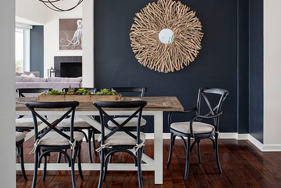 13 Decorations to Pair With Beautiful Dark Walls