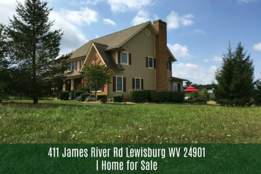 Sweet Grass Home | 411 James River Rd Lewisburg WV 24901
