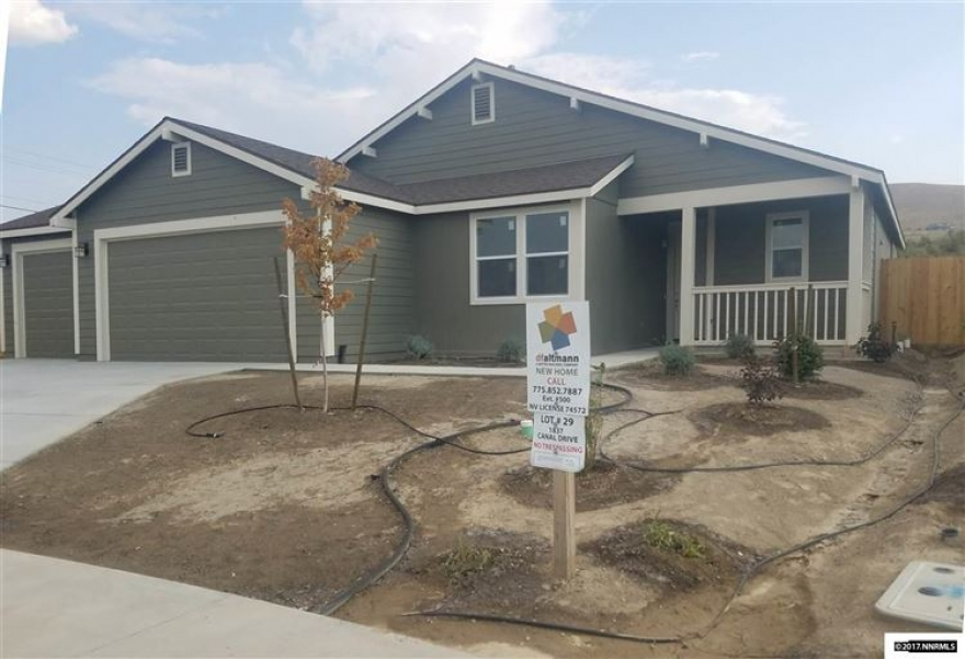 New Homes For Sale In Fernley Nevada