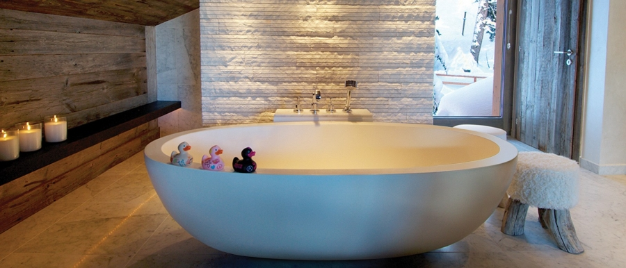 Custom-made High-end Bathroom Suggestions for this year