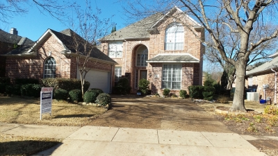 Gorgeous Flower Mound Home on Creek Lot