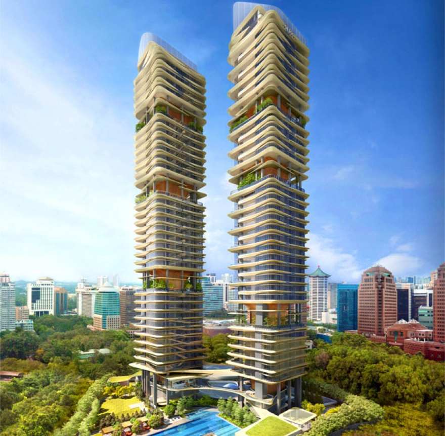 New Futura Condo @ Leonie Hill by CDL | Call Showflat (+65) 6100 0877