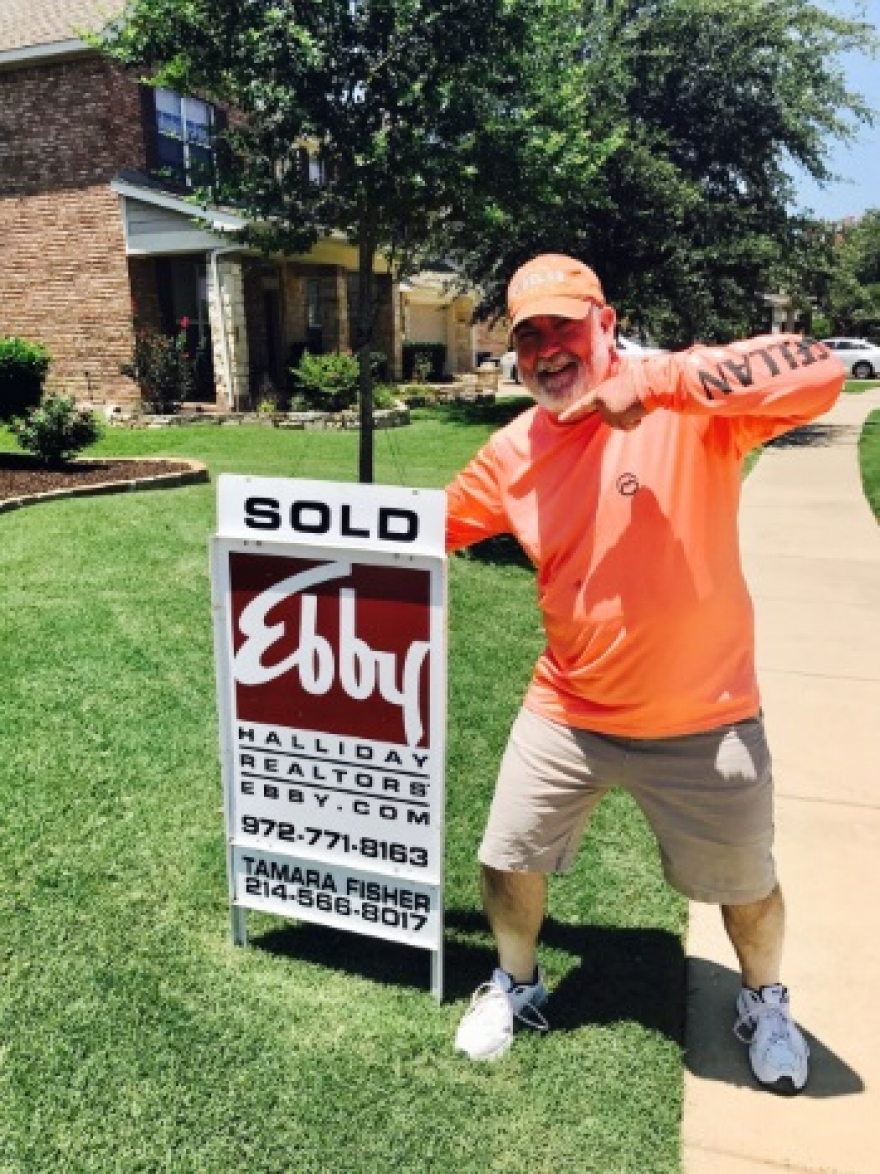 More Happy Dancing in Woodcreek, Rockwall, TX! This home sold in 4 days!