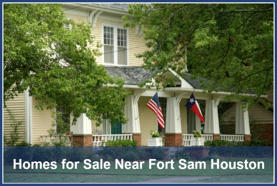 Fort Sam Houston real estate for sale- Take a leap into ownership with a home for sale near Fort Sam Houston.