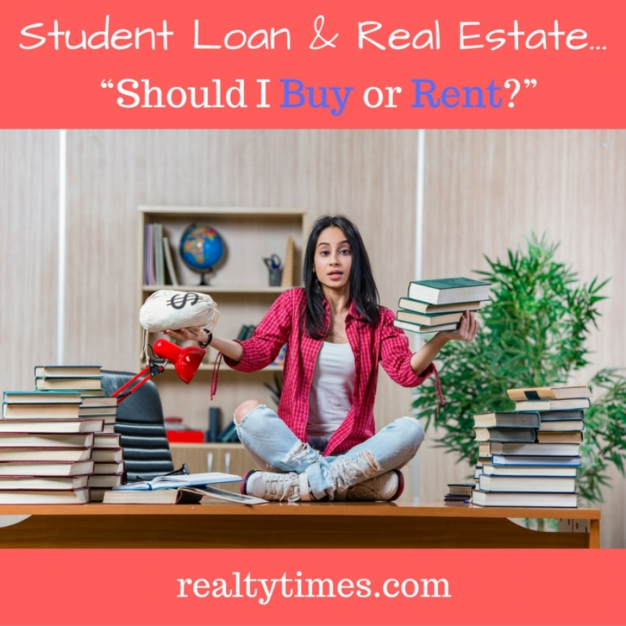 Student Loan & Real Estate