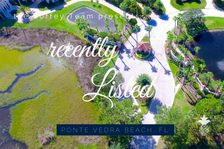 Ponte Vedra Beach FL waterfront lot for sale- Build your dream waterfront home on this Ponte Vedra Beach FL lot for sale.
