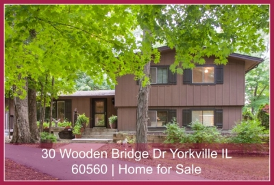 30 Wooden Bridge Dr Yorkville IL 60560 | Home for Sale