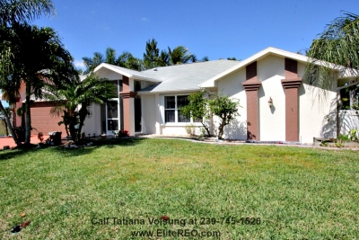 This adorable home for sale in Cape Coral will give you lots of great memories with your loved ones.