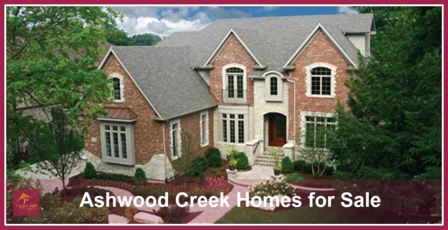 Offering the comfort and convenience of peaceful living in any of Ashwood Creek homes for sale.