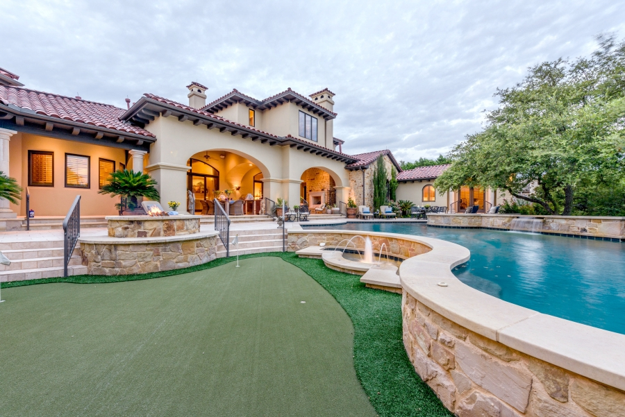$3.1 Million Barton Creek Estate