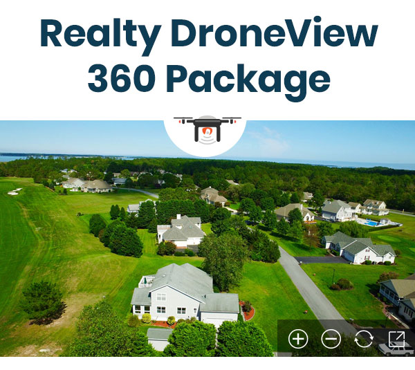 Realty DroneView 360 Package