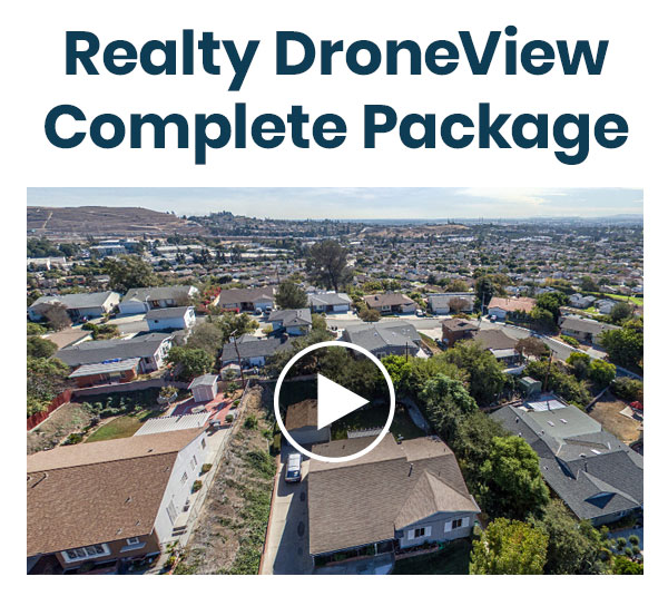 Realty DroneView Complete Package