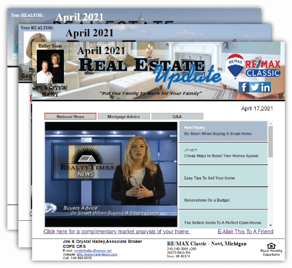 Realty Times TV Video Newsletter