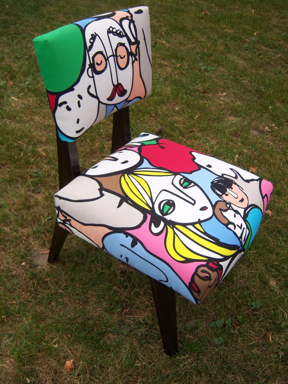 Chercuitte chair