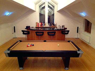 loft conversion bar