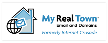 My Real Town Email and Domains