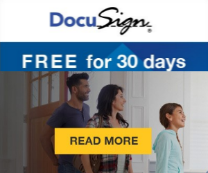 DocuSign 30 day free trial