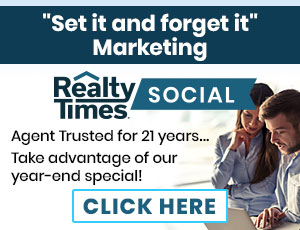 Set it and forget it Marketing, Agent Trusted for 21 years. Take advantage of our year-end special - Click Here