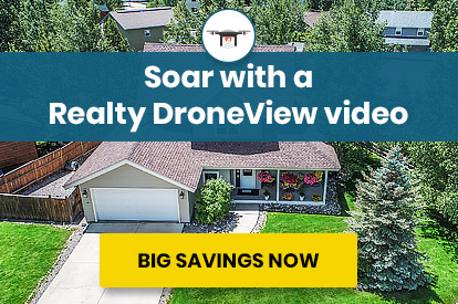 Soar with a Realty DroneView video - Big Savings Now