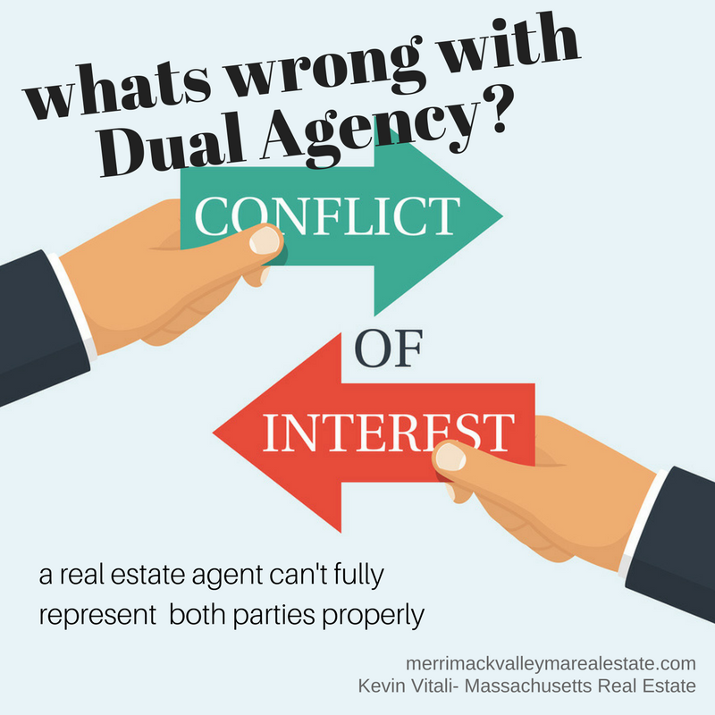 whats wrong with Dual Agency