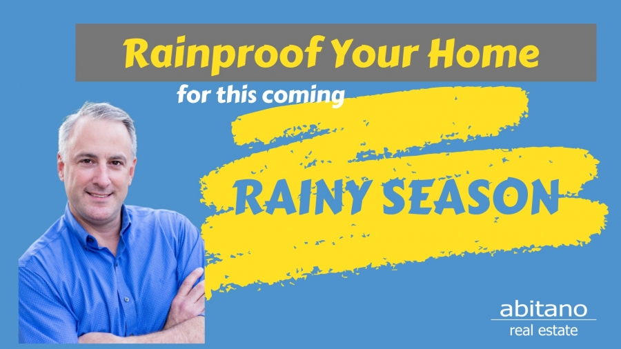 Rainproof Your Home for this Coming Rainy Season
